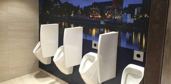 Denim Concept NS Sanifair Toiletten