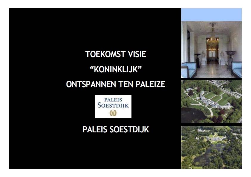 Wellness Paleis Soestdijk by Rosenthal Interiors